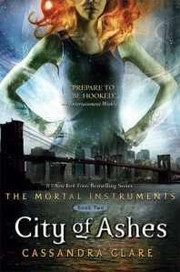 Review: City of Ashes by Cassandra Clare