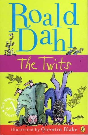 Review the twits by roald dahl drink coffee and read books for Roald dahl book review template