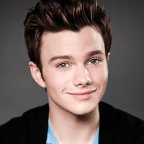 Chris Colfer by Maarten de Boer