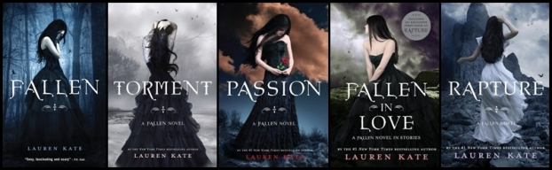 Image result for fallen book series