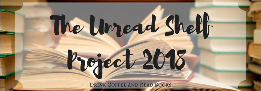 The Unread Shelf Project 2018