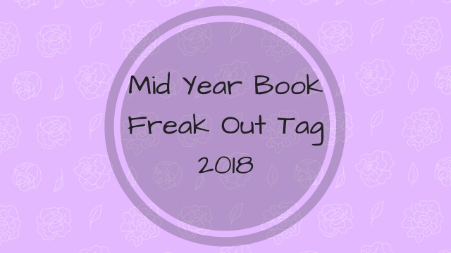 Mid Year Book Freak Out Tag