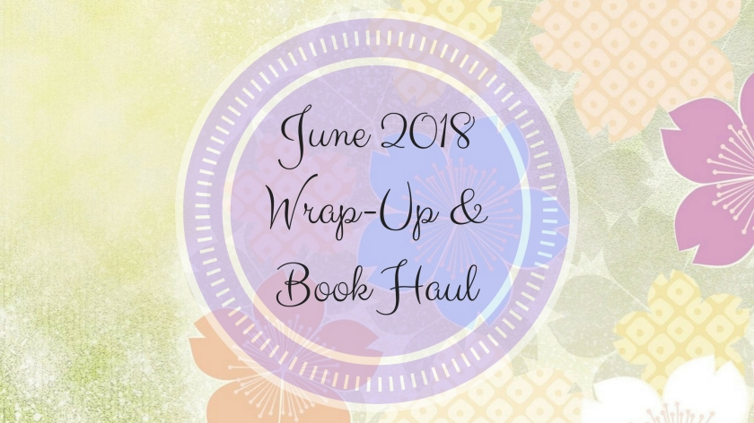 August Wrap-Up & Haul